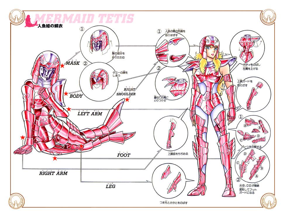 Review 020 – Tetys de la Sirena  Bandai Japón 1988 Esquema_thetis